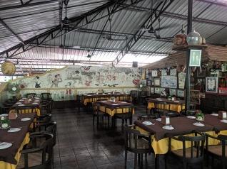 Fernando's Nostalgia, Main dining area