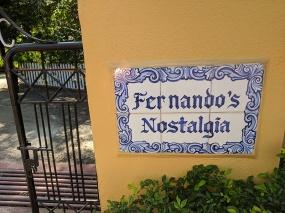 Fernando's Nostalgia