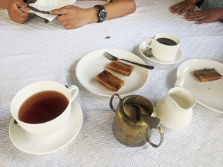 Palacio do Deao, Tea and Coffee
