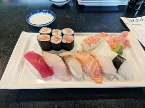 Sakura, Sakura Sushi Combo