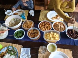 Grand Szechuan, Lunch 1