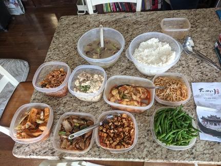 Grand Szechuan, Meal2