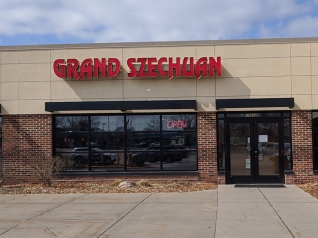 Grand Szechuan, Open for Takeout