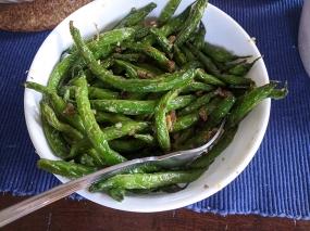 Grand Szechuan, Szechuan Green Beans