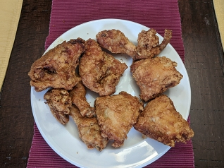 Quarterback Club, 10 Pc Chicken