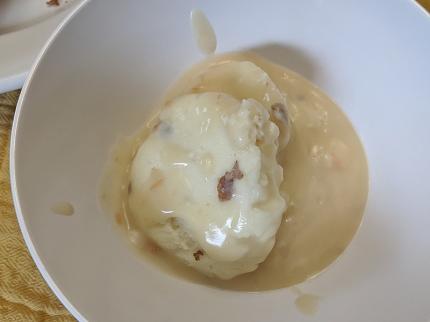 Quarterback Club, Mashed Potatoes and Gravy