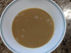 Bull's Horn, Soup added