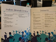 Fisherman's Wharf, Menu, Breads, Rice, Dessert