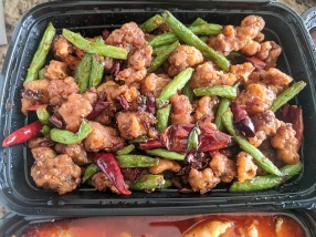 Grand Szechuan, Order 1, Country-style Chicken