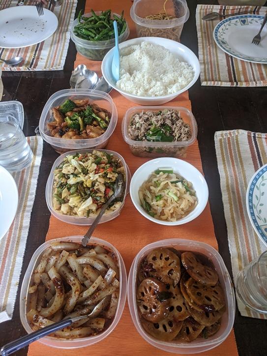 Grand Szechuan, Order 2, Feast