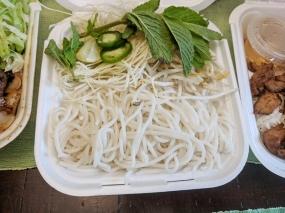 Simplee Pho, Bun Bo Hue, Noodles:Toppings