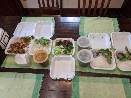Simplee Pho, The Spread
