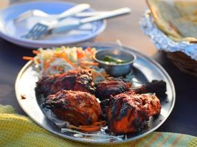 Blue Oasis, Tandoori Chicken