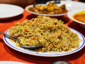 Golden Joy, Pork Fried Rice