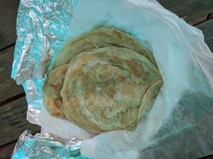 Kumar's, Parotta