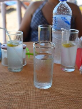 Seaway's, Fresh lime soda