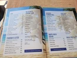 Seaways, Menu, Soup, Seafood, North Indian