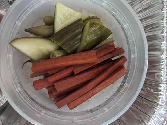 Tenant, Pickles