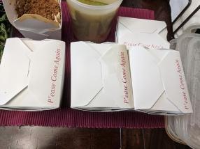 Grand Szechuan, Order 1, Rice