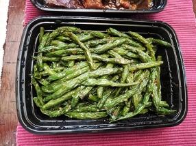 Grand Szechuan, Order 1, Sichuan green beans