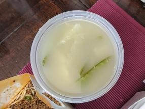 Grand Szechuan, Order 1, Soup