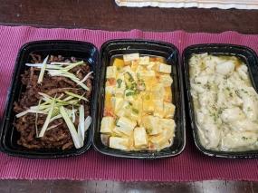 Grand Szechuan, Order 1, Stuff