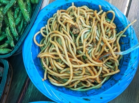 Grand Szechuan, Order 2, Dan dan noodles again