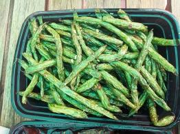 Grand Szechuan, Order 2, More green beans