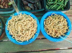 Grand Szechuan, Order 2, Noodles