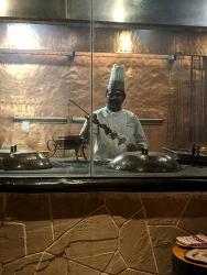 Peshawri, Kabab making
