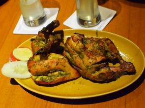 Peshawri, Tandoori chicken