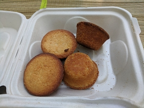 Smoke in the Pit, Corn Muffins