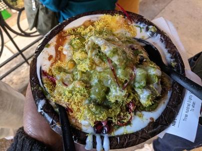 Chaat Chowk, Paapri Chaat, Mixed