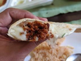 El Triunfo, Chorizo