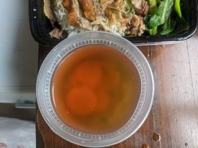 Thai Cafe, Soup