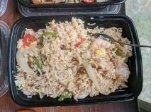 Thai Cafe, Thai Cafe Fried Rice