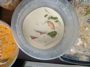 Thai Cafe, Tom Kha