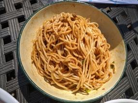 Grand Szechuan Pandemic 4, Dan Dan Noodles