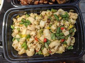 Grand Szechuan Pandemic 4, Diced Fish Chopped Dry Pepper