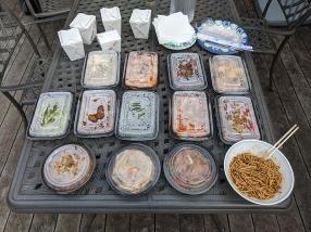 Grand Szechuan Pandemic 4, Dinner 2