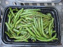 Grand Szechuan Pandemic 4, Green Beans again