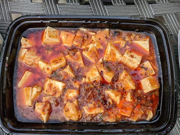 Grand Szechuan Pandemic 4, Mapo Tofu