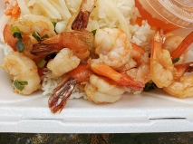 iPho by Saigon, Shrimp