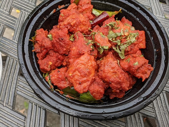India Spice House, Chicken 65