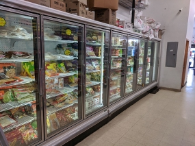 India Spice House, More frozen foods