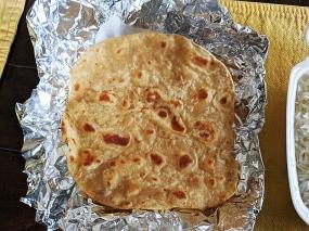 Kabob's, Paratha