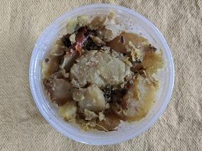 Kabob's, Potato Sabzi