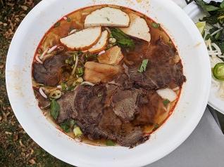 Pho Pasteur, Bun Bo Hue + Meats