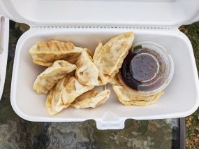 Pho Pasteur, Fried Dumplings
