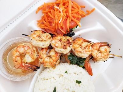 Pho Pasteur, Shrimp